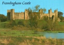 Postcard - Framlingham Castle, Suffolk. 2-31-12-01