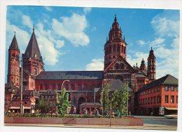 GERMANY  - AK 206663 Mainz - Dom - Mainz