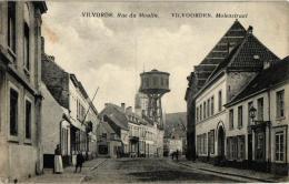 BRABANT 2 CP Vilvoorde   Molenstr  Brasserie De L'Etoile   Station Nels 65 N°10 - Vilvoorde
