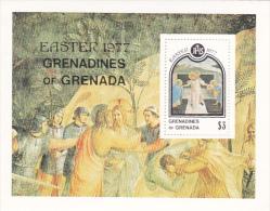 Grenada Grenadines 1977 Easter Souvenir Sheet MNH - Grenade (1974-...)