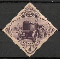 Timbres - Asie - Touva - 1934 - 4K - - Touva
