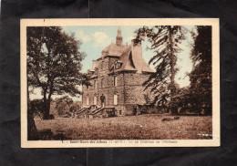 Saint-Ouen-des-Alleux - Le Château De L'Ablinais - France
