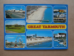 37568 PC: NORFOLK: Great Yarmouth. - Great Yarmouth