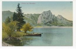 Mondsee, Partie Mit Schafberg, Aus 1906 - Mondsee