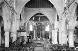 [27] Eure> Bernay Interieur De L Eglise Sainte Croix - Bernay