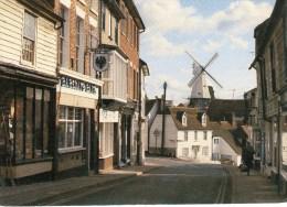Postcard - Cranbrook Union Windmill, Kent. C9444 - Molinos De Viento