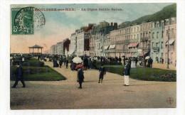 CP , 62 , BOULOGNE-sur-MER , La Digue Saint-Beuve - Boulogne Sur Mer