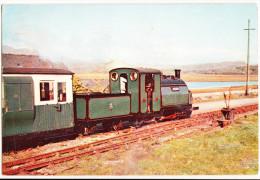 The FESTINIOG RAILWAY: ´PRINCE´ Loco - Train Service From Portmadoc - 'Oldest Steam Locomotive In The World' (1959) - Treinen