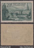 20Fr Saint -Malo Neuf * TB ( Y&T N° 394, Cote 45€) - Unused Stamps