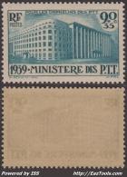 90c Orphelins Des PTT Neuf * Superbe (Y&T N° 424, Cote +22.50€) - France