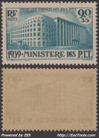 90c Orphelins Des PTT Neuf * Superbe (Y&T N° 424, Cote +22.50€) - Neufs