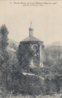 CPA - Nautre Dame Du Laus - Chapelle Du Précieux Sang - France