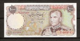 1000 Rls.  Billet Pratiquement Neuf. - Iran