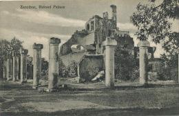 Zanzibar  Ruined Palace Edit A.R.P. De Lord - Tanzanie