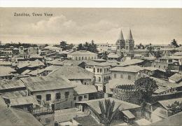 Zanzibar  Town View  Edit A.R.P. De Lord - Tanzanie