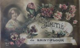 Amités De Saint Flour - Saint Flour