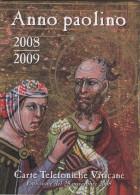 *VATICANO: 2^ EMISSIONE 2008 - ANNO PAOLINO* -  FOLDER VUOTO - Vaticano