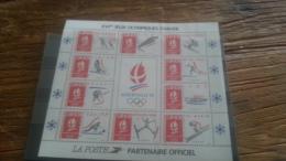 LOT 223560 TIMBRE DE FRANCE NEUF** BLOC