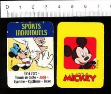 Humour Sport  / Judo Féminin / Minnie  Disney / IM 126/K-B - Vecchi Documenti
