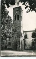CPSM 30 ST JEAN DU GARD LA TOUR DE L HORLOGE 1957 - Saint-Jean-du-Gard