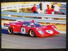 FERRARI 512 M Pilota J ICKX - Le Mans