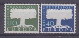 Europa Cept 1957 Germany 2v ** Mnh (T1255) - 1957