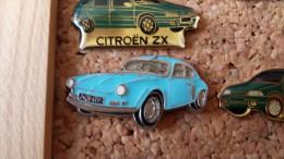 Pin´s Automobile Citroën DS - Citroën