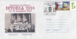 157FM- TIMISOARA- 1989 REVOLUTION, SPECIAL COVER, 2010, ROMANIA - Lettres & Documents