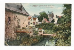 28803  -   Temsche    Tamise  Vue Sur Le  Moulin  à Eau - Temse