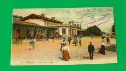 épinal - La Gare :::: Animation - Attelages - Gares - Sans Trains