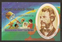 GUINEA - BISSAU 1976 Telephone Centenary - Guinée-Bissau