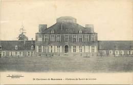 Depts Divers - Cher -ref R591- Environs De Sancoins - Chateau De Saint Augustin  - - Otros Municipios