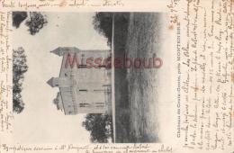17 - MONTENDRE  -  Chateau De Lcroix Gente   -  2 Scans - Montendre