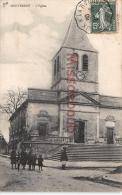 17 - MONTENDRE - Eglise   - 2 Scans - Montendre