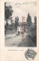 17 - MONTENDRE - Le Calvaire   - 2 Scans - Montendre