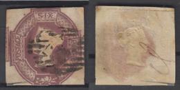 Great Britain   QV   6d   Embossed    #  83738 - 1840-1901 (Victoria)