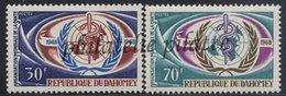 -Dahomey 275/76**Medecine - Bénin – Dahomey (1960-...)