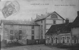 Saint Piat : La Place - France