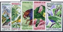 -Dahomey PA  37/41**Oiseaux - Bénin – Dahomey (1960-...)