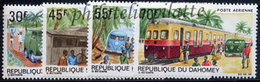 -Dahomey PA  85/88**Poste Automobile - Bénin – Dahomey (1960-...)