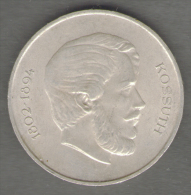 UNGHERIA 5 FORINT 1947 AG SILVER - Hungary