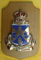 EMBLEEM BE FLOT 22 = A901 ZINNIA & A902 GODETIA SCHILD BOUCLIER Schip MARINE Bateau Militaire Zeemacht Force Navale Z257 - Warships