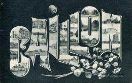 N°39257 -cpa Gaillon - - Altri Comuni