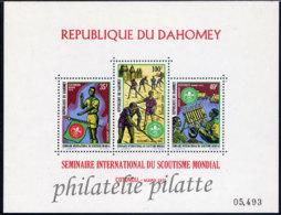 -Dahomey Bloc 18** - Bénin – Dahomey (1960-...)
