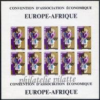 -Dahomey Feuillet 257/58 ND** - Bénin – Dahomey (1960-...)