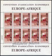 -Dahomey Feuillet PA  42** - Bénin – Dahomey (1960-...)