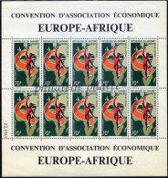 -Dahomey Feuillet PA 130/31** - Bénin – Dahomey (1960-...)