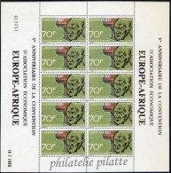 -Dahomey Feuillet PA  78/80** - Bénin – Dahomey (1960-...)