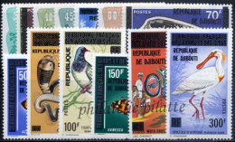 -Djibouti 445/57** - Dschibuti (1977-...)