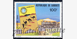 -Djibouti 516**Lions - Dschibuti (1977-...)